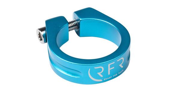 RFR Sattelklemme blau